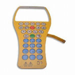 Copper Flex Membrane Switches